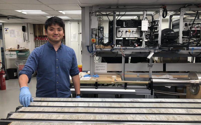 Career Spotlight: Sedimentologist Shinya Iwasaki