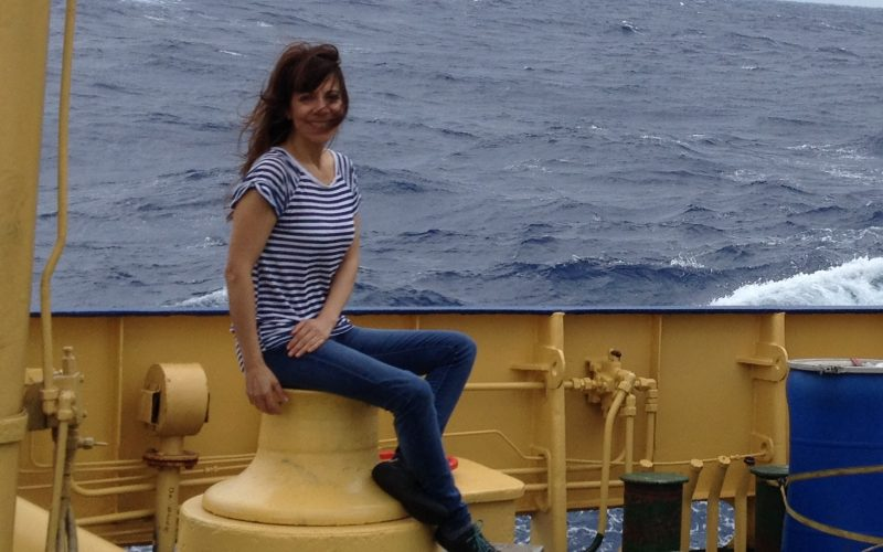 Ligia Pérez Cruz: An Oceanographer in Love With The Deep